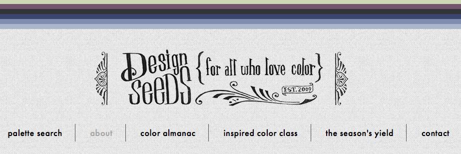 Tip: design-seeds.com