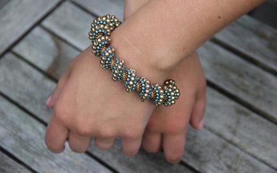 Inspiration: cellini bracelet